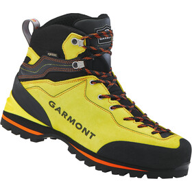 Garmont Ascent GTX Botas Hombre, yellow/orange